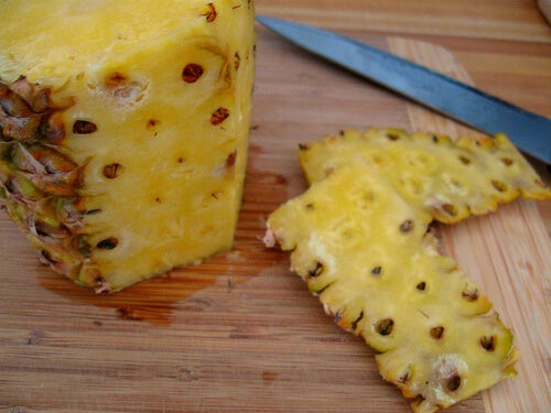 Coaja-ananas