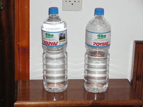 Curăță rinichii cu apă