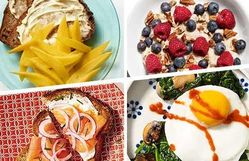 Mic dejun sănătos - 8 sugestii pentru slăbit