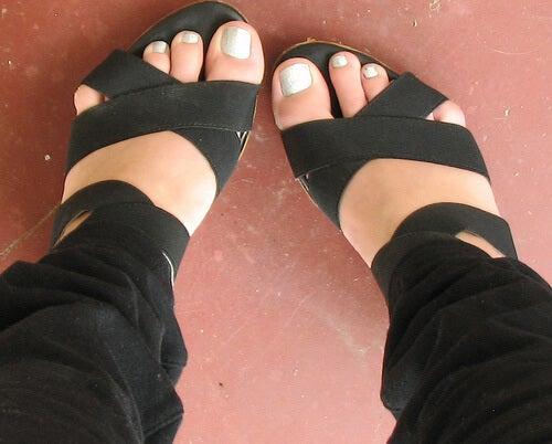 Mersul pe jos pentru picioare sănătoase