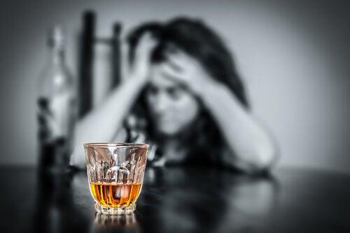 Alcoolismul afectează creierul