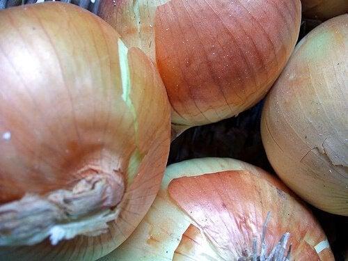 Ceapa este printre cele mai bune remedii pentru petele pigmentare