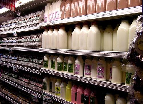 Consumul de produse lactate este unul dintre acele obiceiuri care afectează intestinele