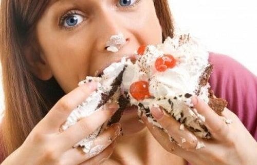 Dulciuri ce provoacă umflarea abdomenului