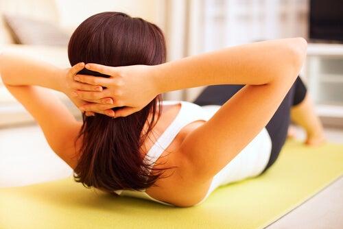Exerciții utile să-ți accelerezi metabolismul