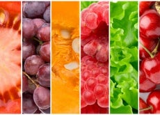 Fructe-calorii