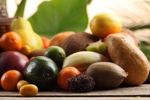 Cum să reduci nivelul de colesterol cu fructe