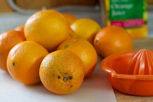 Grepfrut în băuturi din fructe