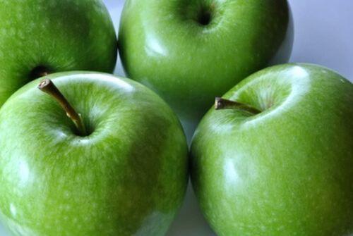 Mere verzi, indicate pentru diabet