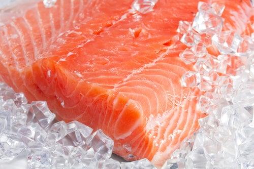 Somon ce te ajută să-ți accelerezi metabolismul