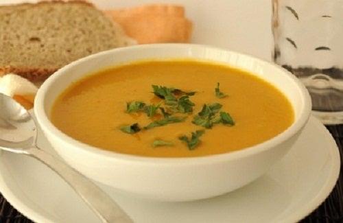 Supă la cină