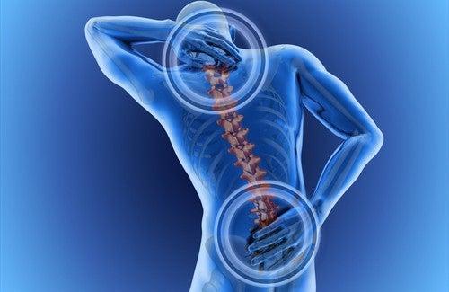 Durere de spate în caz de hernie de disc