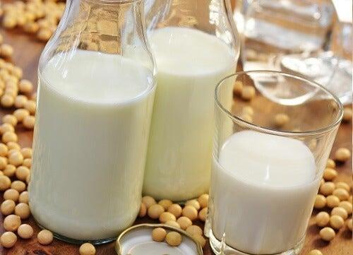 Alimente antidepresive pe bază de soia