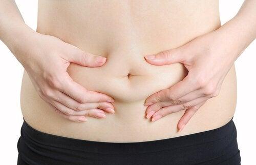 Grăsimea abdominală eliminată prin echilibrul hormonal