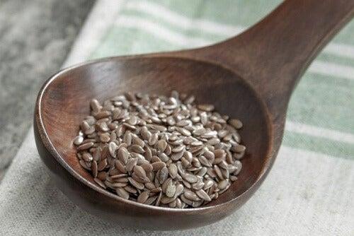 Inul și semințe pentru tratarea migrenelor