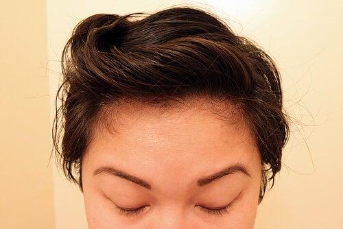 Păr sănătos cu rețete pentru șampon de casă
