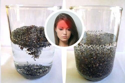 Cele mai bune semințe pentru tratarea migrenelor
