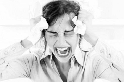 Stresul în lista de cauze ale îmbătrânirii premature