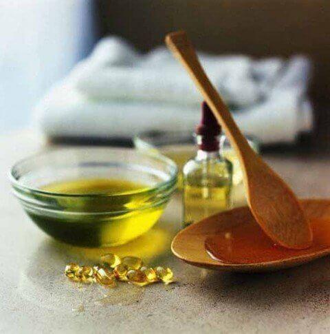 vitamina-E întăritor pentru unghii