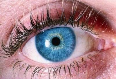 Alzheimer și ochii