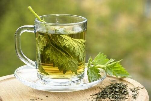 Ceaiul de urzică detoxică sângele