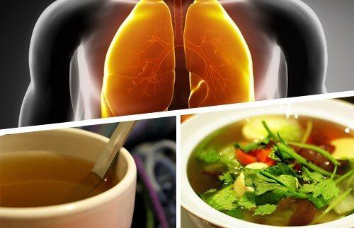Cea mai bună dietă pentru detoxifierea plămânilor