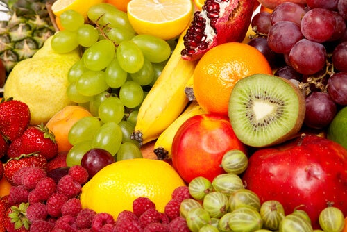 Fructe pentru abdomenul plat