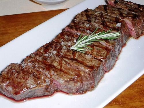 Hipertensiune arterială agravată de carne prăjită