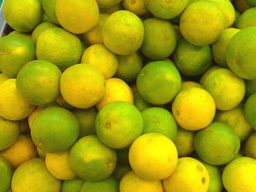 Lămâi și bicarbonat pentru aciditatea gastrică