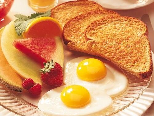 Mic dejun bun