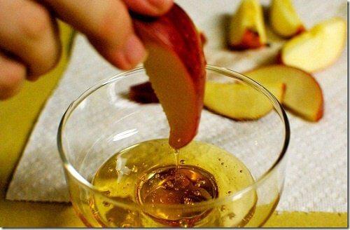 Oțetul de mere: regim
