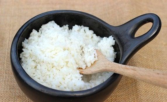 Orezul: mască pentru față de orez