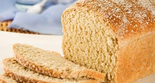 Pâine pe lista de alimente ce nu trebuie congelate