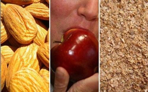 Remedii pentru colita ulcerativă bogate în fibre