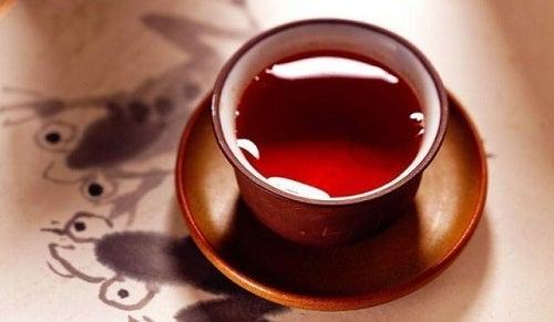 Slăbește cu ghimbir sub formă de ceai
