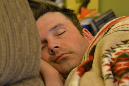 Somnul învelit