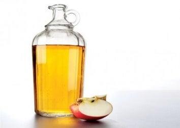 Sticlă oțet de mere