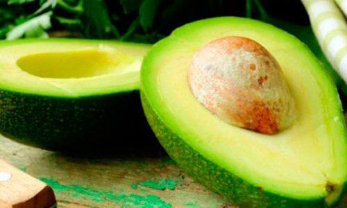 Avocado pentru deficitul de vitamine