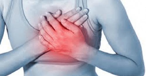 Cardiomiopatia: durere în piept