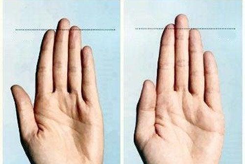 Ce spun degetele despre sănătatea ta?