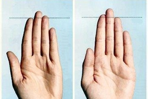 Degetele măsurate