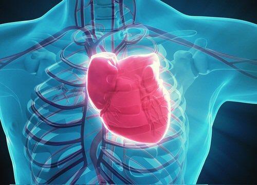 Dureri ascuțite în piept cauzate de boli cardiace