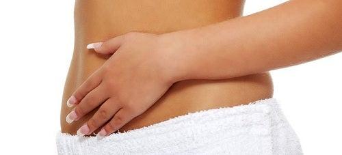 Durerile abdominale în partea stângă la femei tinere