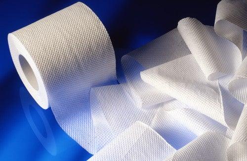 Hemorozii: hârtie igienică