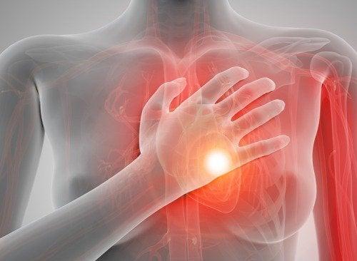 Infarct: stop cardiac