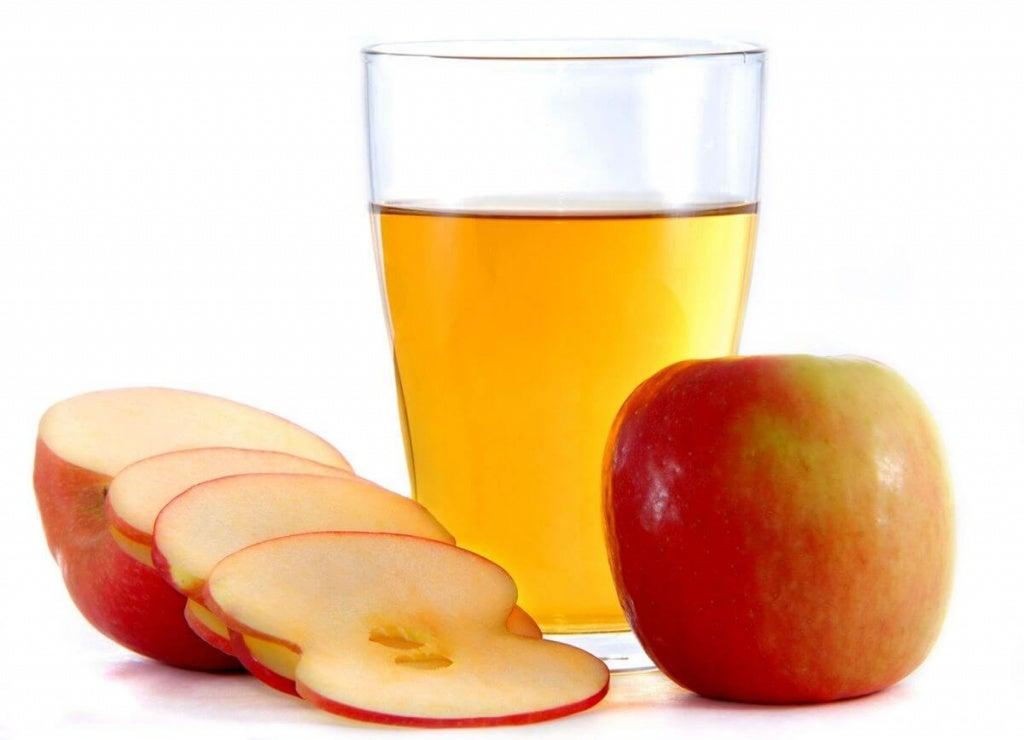 Infecțiile renale tratate cu oțet de mere