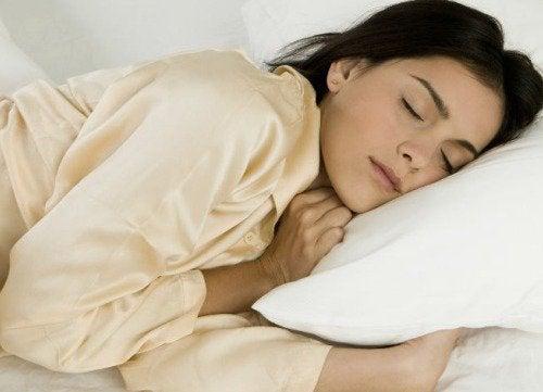 Somn odihnitor pentru a slăbi seara