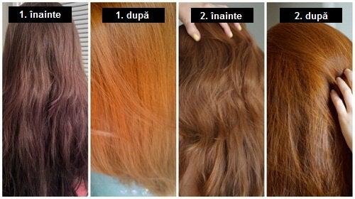 3 trucuri pentru un păr mai deschis la culoare