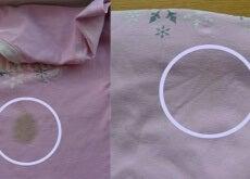 Cel mai bine este să folosești un agent de scos pete natural atunci când vrei să cureți haine pătate