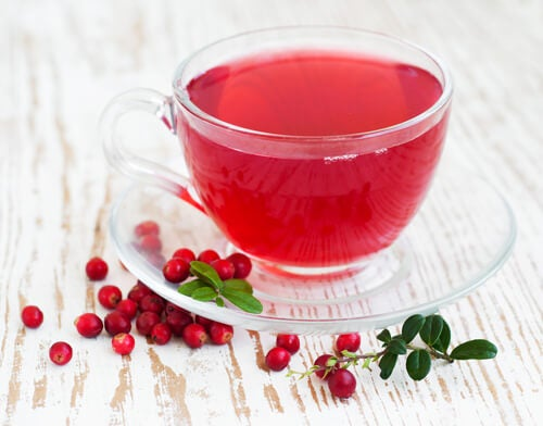 Ceai de merișoare pentru infecțiile urinare